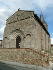 Eglise Saint-Pierre - Français:   église de La Péruse, Charente, France