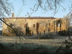 Prieuré Saint-Jean-Baptiste - Français:   Ancien prieuré de Ronsenac (Charente), France