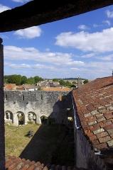 Prieuré Saint-Jean-Baptiste - Français:   Prieuré de Ronsenac, Charente, France