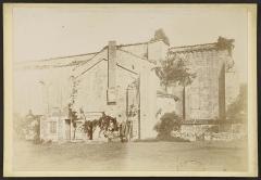 Eglise de Châtres -