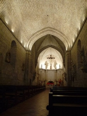 Eglise Saint-Martin - Français:   église de Sigogne, Charente, France