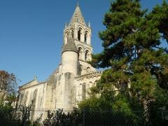 Eglise Notre-Dame - English: romanesque church of Trois-Palis, Charente, SW France