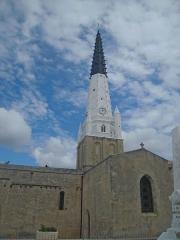 Eglise Saint-Etienne - Église Saint-Étienne d'Ars-en-Ré