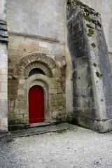 Eglise Notre-Dame - Français:   Église Notre-Dame de l\'Assomption d\'Authon-Ébéon
