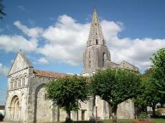 Eglise Notre-Dame -  L'église d'Avy-en-Pons
