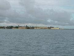 Citadelle et fortifications - Citadelle du Château-d'Oléron de la mer