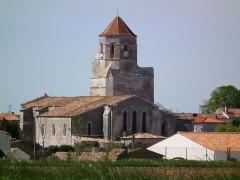 Eglise Saint-Pierre -  Eglise de Cozes