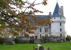 Château - This building is indexed in the Base Mérimée, a database of architectural heritage maintained by the French Ministry of Culture,under the reference PA00104664 .