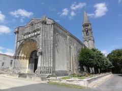 Eglise Notre-Dame - English: Fenioux (Charente-Maritime) église