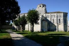 Eglise Saint-Vivien - Français:   Église Saint-Vivien de Geay