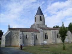 Eglise Saint-Symphorien -  L'église Saint-Symphorien