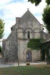Eglise Saint-Symphorien - Français:   Église Saint-Symphorien Haimps Charente-Maritime France