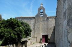 Eglise Saint-Martin - Français:   Église Saint-Martin Île d\'Aix Charente-Maritime France