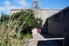 Eglise Saint-Martin - Français:   Île-d\'Aix,  fr:Charente-Maritime, France