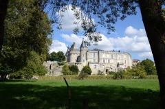 Château -  Château de Jonzac.