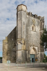 Eglise Saint-Pierre - English: Church Saint-Pierre, Marsilly, Charente-Maritime, France