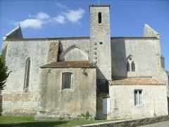 Eglise de la Nativité de la Sainte-Vierge -  Eglise de Nancras