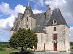 Ancien château -  Château de Neuvicq