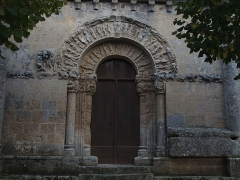 Eglise Notre-Dame - This building is indexed in the Base Mérimée, a database of architectural heritage maintained by the French Ministry of Culture,under the reference PA00104834 .