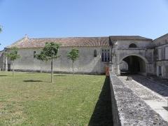 Ancien hôpital des Pèlerins - Hôpital des pèlerins de Pons (17).
