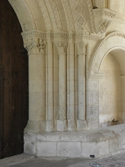 Ancien hôpital des Pèlerins - Français:   Hôpital des pèlerins de Pons (17).