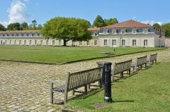 Corderie de l'Arsenal - Corderie Royale de l'Arsenal de Rochefort, Charente-Maritime, France