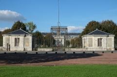 Hôpital maritime - Français:   Hôpital de la Marine Rochefort Charente-Maritime France