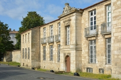 Ancien Hôtel de Cheusse, dit Hôtel de l'Intendance maritime - Français:   Ancien Hôtel de Cheusse dit Hôtel de l\'Intendance maritime a Rochefort, Charente-Maritime,France
