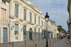 Théâtre municipal, dit de la Coupe d'Or - Français:   Théâtre municipal de Rochefort, Charente-Maritime,France