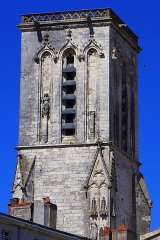 Cathédrale Saint-Louis - This building is indexed in the Base Mérimée, a database of architectural heritage maintained by the French Ministry of Culture,under the reference PA00104876 .