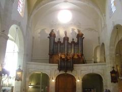 Eglise Saint-Sauveur - Eglise Saint-Sauveur de la Rochelle