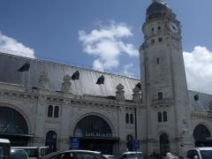 Gare - Español: Estación de La Rochelle-Ville
