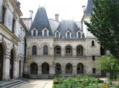 Maison de Diane -  La Rochelle, maison Henri II, France