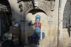 Maison Pillaud -  Maison Pillaud, La Rochelle.