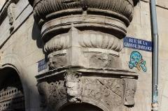 Maison Pillaud - English: La Rochelle}, Maison Pillaud.