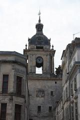 Porte de la Grosse-Horloge -  Porte de la Grosse Horloge, de l'arrière