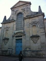 Temple protestant -  Temple protestant de La Rochelle.
