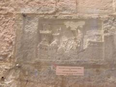 Tour de la Lanterne - Español: Grafitos en la Torre de la Linterna (La Rochela)