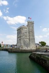 Tour Saint-Nicolas - Tour Saint-Nicolas. La Rochelle (Charente-Maritime, Nouvelle-Aquitaine, France).