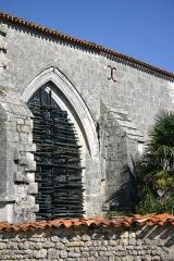 Eglise Saint-Pierre - Français:   Église Saint-Pierre de Romegoux