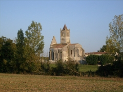 Ancienne abbaye Notre-Dame -  Abbaye de Sablonceaux