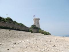 Vieux Phare des Baleines et phare des Baleineaux - Français:   Vieux Phare des Baleines (Classé)