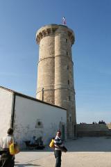 Vieux Phare des Baleines et phare des Baleineaux - Français:   France - Charente-Maritime - Tour des Baleines