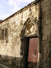 Ancien hôtel de l'Echevinage -  échevinage de Saint-Jean-d'Angély
