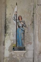 Eglise Saint-Jean-Baptiste - Français:   Église Saint-Jean-Baptisten jeanne-d\'Arc, Fr-17-Saint-Jean-d\'Angle.