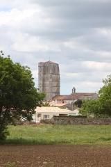 Eglise Saint-Jean-Baptiste - Français:   Église Saint-Jean-Baptiste, Fr-17-Saint-Jean-d\'Angle.