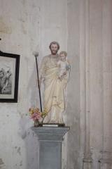 Eglise Saint-Jean-Baptiste - Français:   Église Saint-Jean-Baptiste Saint-Joseph, Fr-17-Saint-Jean-d\'Angle.