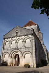 Eglise Saint-Martin - Français:   Église Saint-Martin de Saint-Martin-de-Coux (Classé)