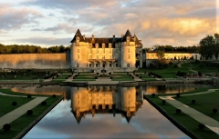 Château de la Rochecourbon - This building is indexed in the base Mérimée, a database of architectural heritage maintained by the French Ministry of Culture,under the reference PA00105221 .