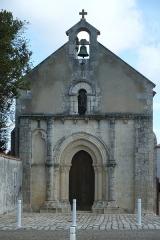 Eglise Saint-Rogatien Saint-Donatien - Français:   Église de Saint-Rogatien Charente-Maritime France